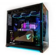Calculator Powerup Aquarius Custom Watercooling RGB AMD Ryzen 9 3900X 12Core 3.8-4.6Ghz, 64 GB DDR4 3000Mhz, SSD 1TB M.2, HDD 4TB, ASUS ROG X570-F, Gigabyte Waterforce RTX 2080 Super 8GB GDDR6 256bit, 750W