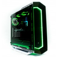 Calculator Powerup PROJECT 7 RGB Watercool Intel Core i9 9900K 8Core 3.6-5.0Ghz 32GB DDR4 SSD 1TB M.2 HDD 2TB Nvidia RTX2080 Super 8GB GDDR6 256bit - NEW PC