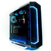 Calculator Powerup PROJECT 7 RGB Watercool AMD Ryzen 7 2700X 8Core 3.7-4.35Ghz 32 GB DDR4 SSD 512GB M.2 HDD 2TB NVidia RTX2060 Super 8GB GDDR6 256bit - NEW PC