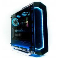 Calculator Powerup PROJECT 7 RGB Watercool AMD Ryzen 7 2700X 8Core 3.7-4.35Ghz 32 GB DDR4 SSD 512GB M.2 HDD 2TB NVidia RTX2060 Super 8GB GDDR6 256bit - NEW PC